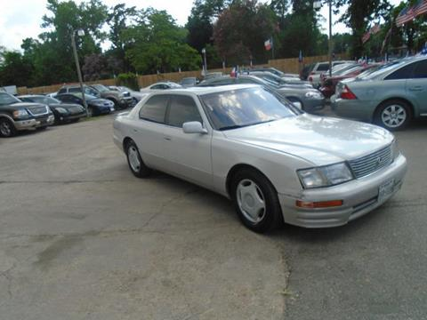 1997 Lexus LS 400 for sale in Houston, TX