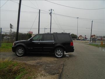 2004 Lincoln Navigator for sale in Houston, TX