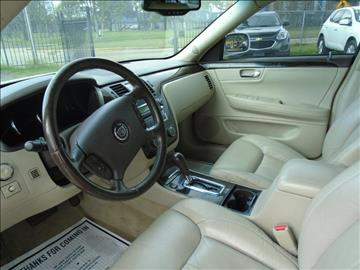 2010 Cadillac DTS for sale in Houston, TX