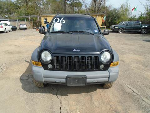 2006 Jeep Liberty for sale in Houston, TX