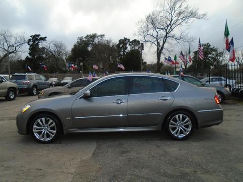2008 Infiniti M35 for sale in Houston, TX