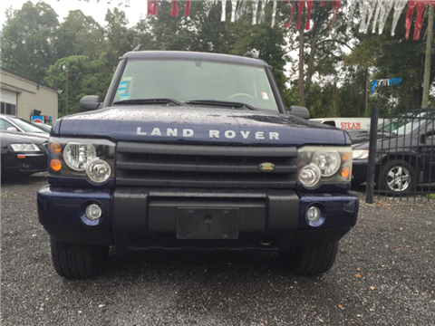 2003 Land Rover Discovery for sale in Kingstree, SC