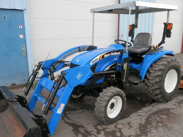 2007 NEW HOLLAND TC34DA for sale