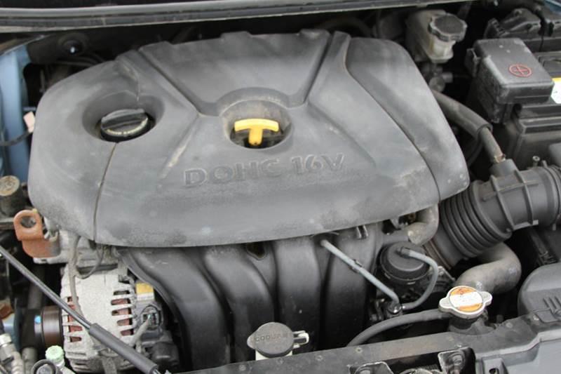 2011 Hyundai Elantra GLS In Valatie NY  Van Allen Auto Sales