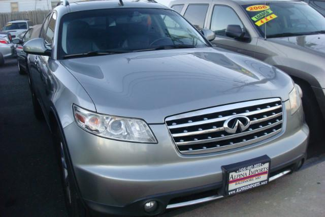 2006 infiniti fx35 base awd 4dr suv in baltimore md alpina imports. Black Bedroom Furniture Sets. Home Design Ideas