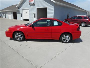 2003 Pontiac Grand Am for sale in Hospers, IA