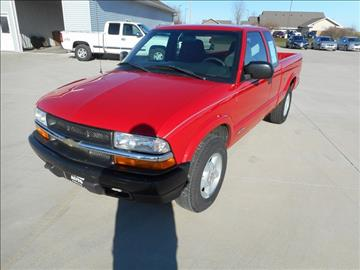 2001 Chevrolet S-10 for sale in Hospers, IA