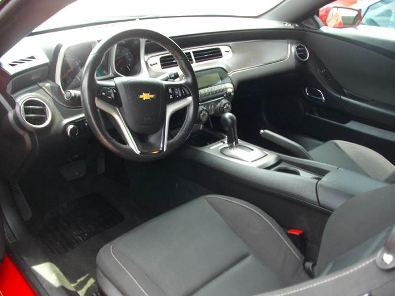 2012 Chevrolet Camaro LT 2dr Coupe w/1LT - Lufkin TX