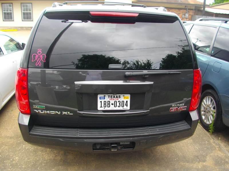 2010 GMC Yukon XL 4x2 SLT 1500 4dr SUV - Lufkin TX