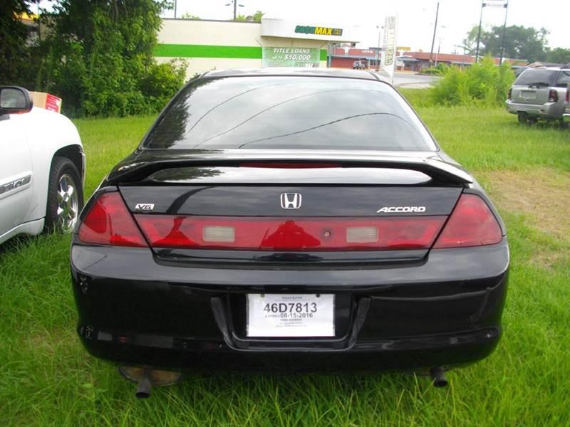 1999 honda accord ex v6 2dr coupe in lufkin tx am pm vehicle pros. Black Bedroom Furniture Sets. Home Design Ideas
