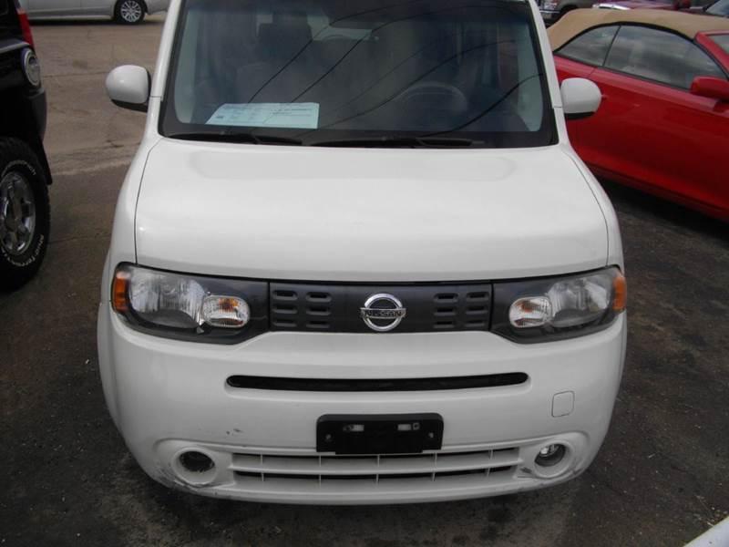2009 Nissan cube 1.8 S 4dr Wagon CVT - Lufkin TX