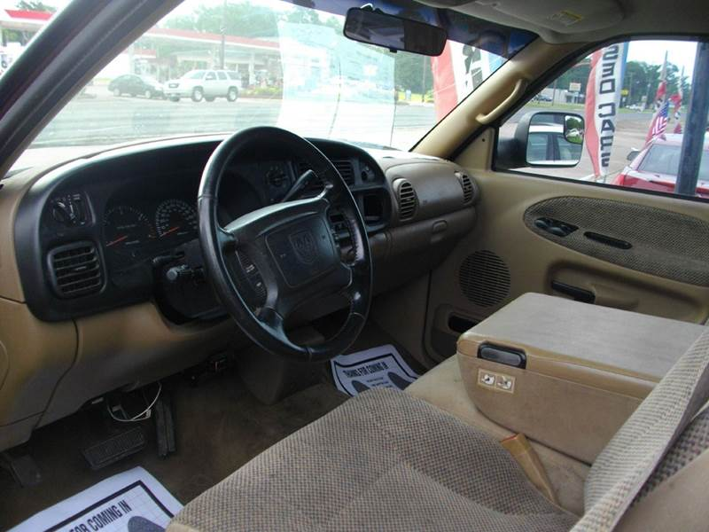 2002 Dodge Ram Pickup 2500 4dr Quad Cab SLT 2WD LB - Lufkin TX