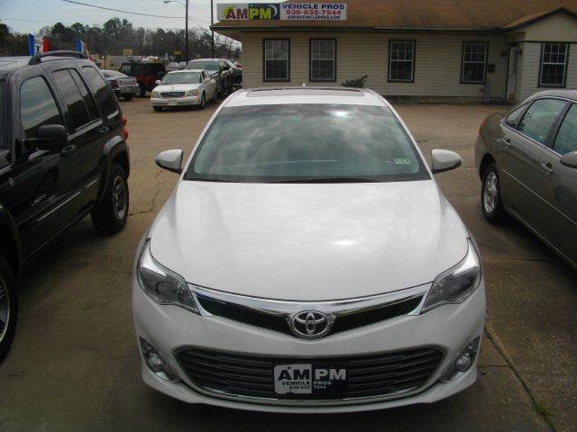 2013 Toyota Avalon Limited 4dr Sedan - Lufkin TX