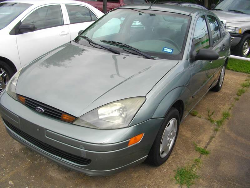 2003 Ford Focus SE 4dr Sedan - Lufkin TX