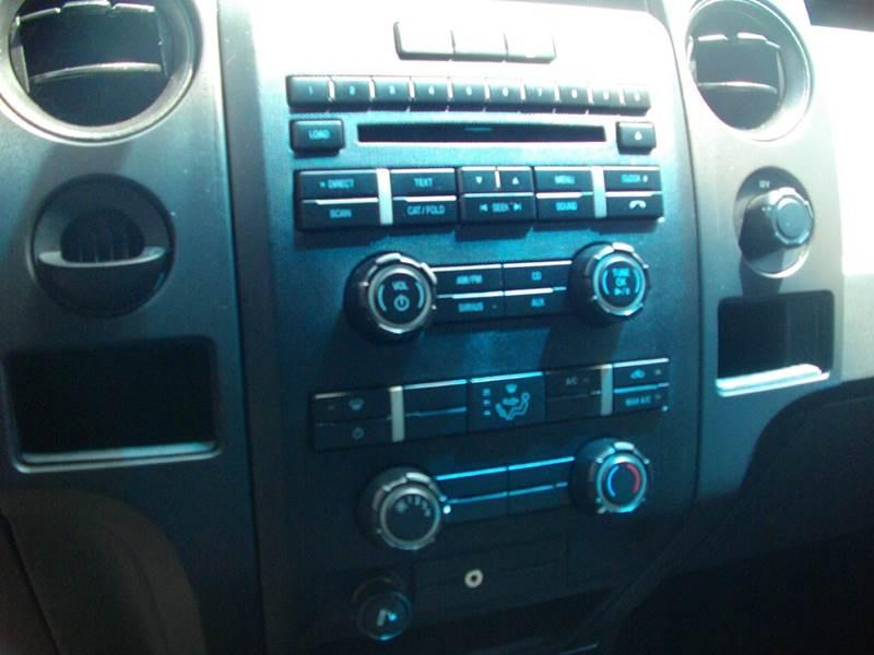 2011 Ford F-150 4x2 XL 4dr SuperCab Styleside 6.5 ft. SB - Lufkin TX