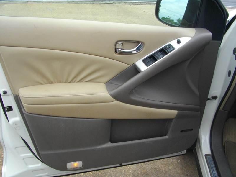 2009 Nissan Murano S 4dr SUV - Lufkin TX