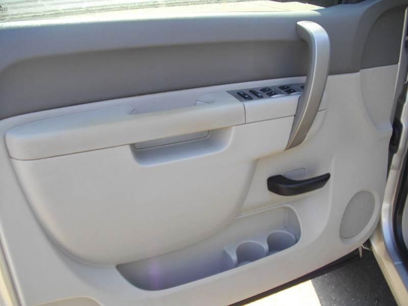 2010 GMC Sierra 1500 4x2 SLE 4dr Crew Cab 5.8 ft. SB - Lufkin TX