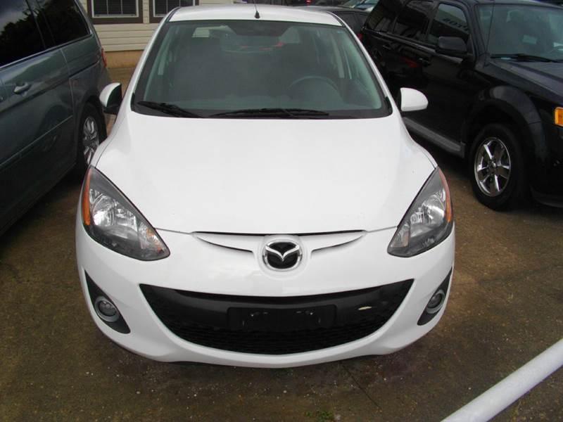 2013 Mazda MAZDA2 Touring 4dr Hatchback 4A - Lufkin TX