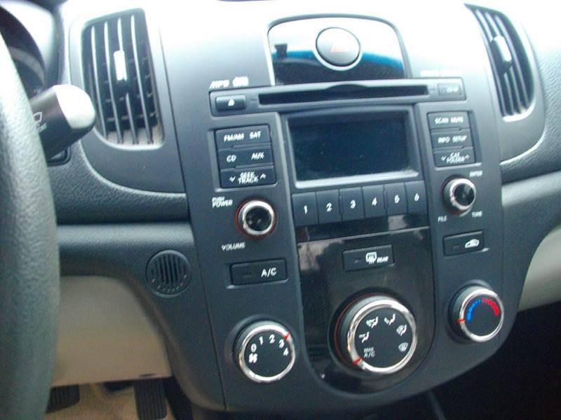2012 Kia Forte EX 4dr Sedan 6A - Lufkin TX