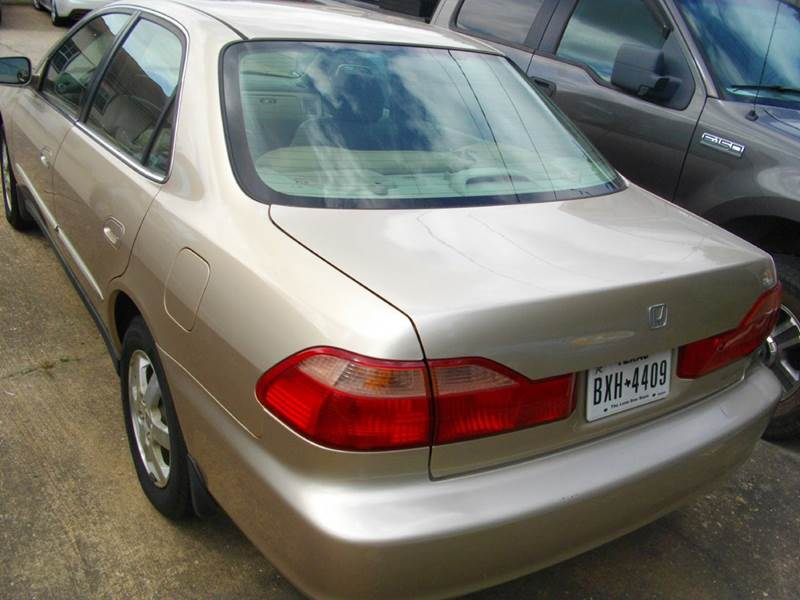 2000 Honda Accord SE 4dr Sedan - Lufkin TX