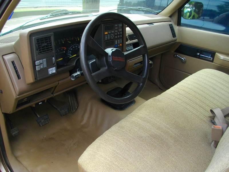 1994 Chevrolet C/K 1500 Series 2dr C1500 Cheyenne Standard Cab LB - Lufkin TX