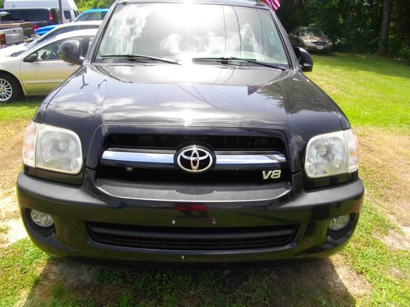 2006 Toyota Sequoia Limited 4dr SUV - Lufkin TX