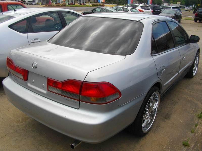 2001 Honda Accord Value 4dr Sedan - Lufkin TX
