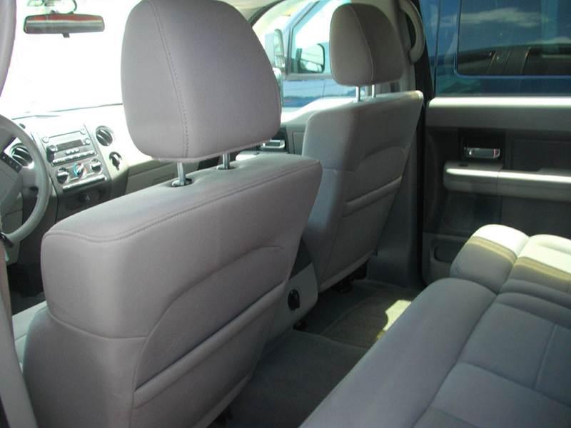 2006 Ford F-150 XLT 4dr SuperCrew Styleside 6.5 ft. LB - Lufkin TX