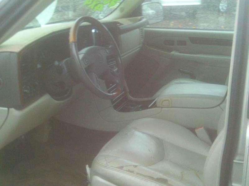 2003 Cadillac Escalade ESV  AWD 4dr SUV - Fairfield CA