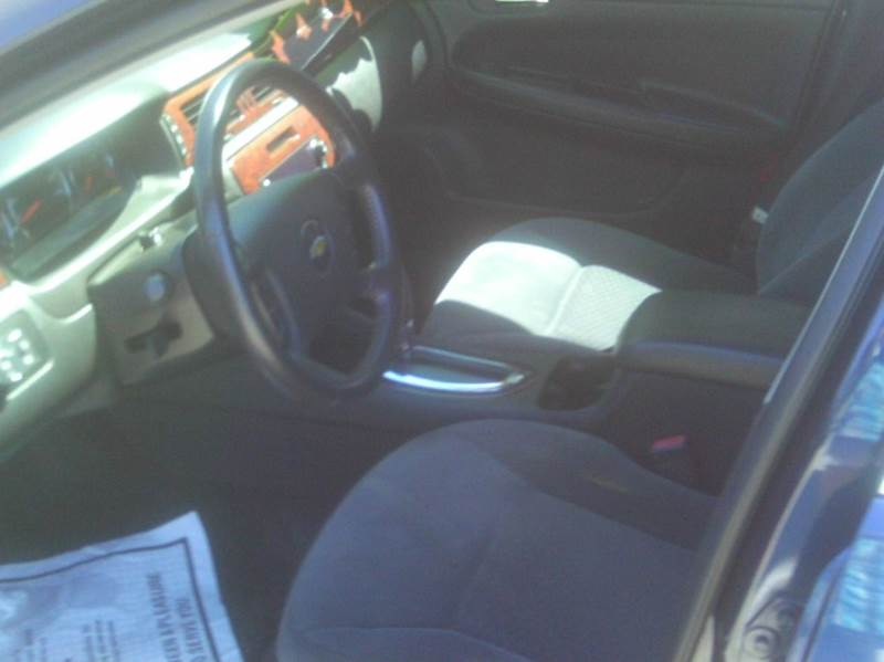 2010 Chevrolet Impala LT 4dr Sedan - Fairfield CA