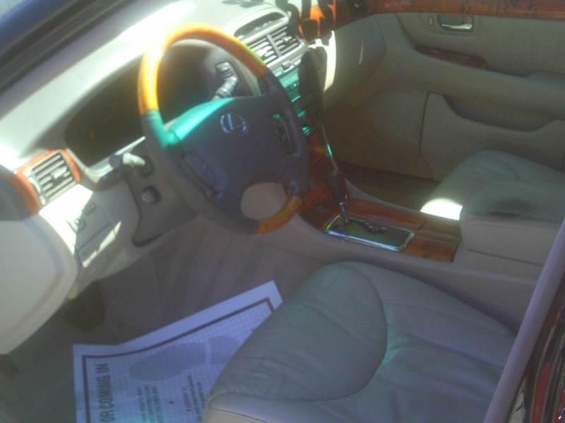 2001 Lexus LS 430 Base 4dr Sedan - Fairfield CA