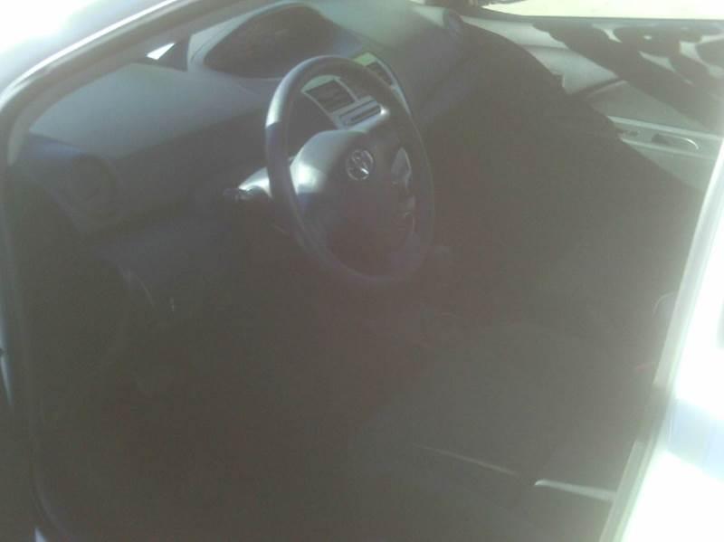2012 Toyota Yaris Fleet 4dr Sedan 4A - Fairfield CA
