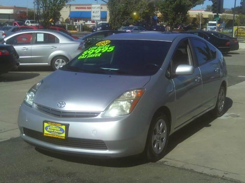 2008 Toyota Prius 4dr Hatchback - Fairfield CA