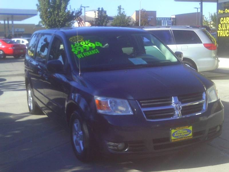 2008 Dodge Grand Caravan SXT Extended Mini Van 4dr - Fairfield CA