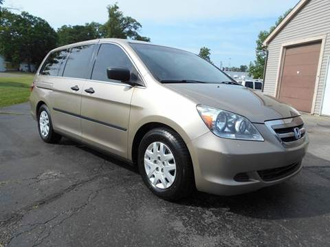 2006 Honda Odyssey for sale in Angola, IN