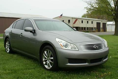 2008 Infiniti G35 for sale in Angola, IN