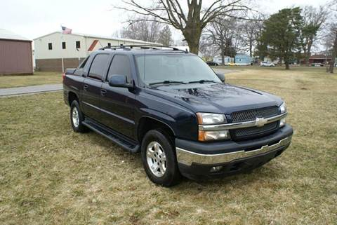 2006 Chevrolet Avalanche for sale in Angola, IN