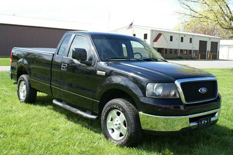 2008 Ford F-150 for sale in Angola, IN