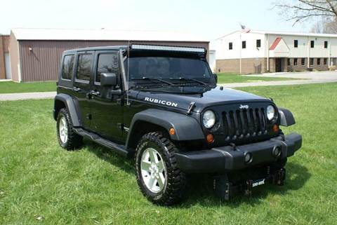 2007 Jeep Wrangler Unlimited for sale in Angola, IN