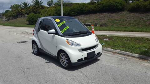 2012 Smart fortwo for sale in Miami, FL