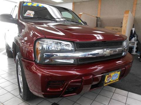 2004 Chevrolet TrailBlazer for sale in Sacramento, CA