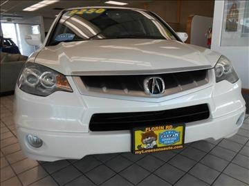 2008 Acura RDX for sale in Sacramento, CA
