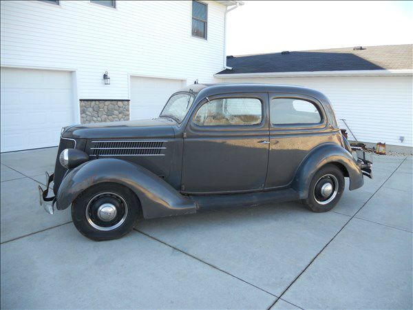 Ford used cars classic cars for sale stoughton olson auto for 1936 ford 2 door slant back