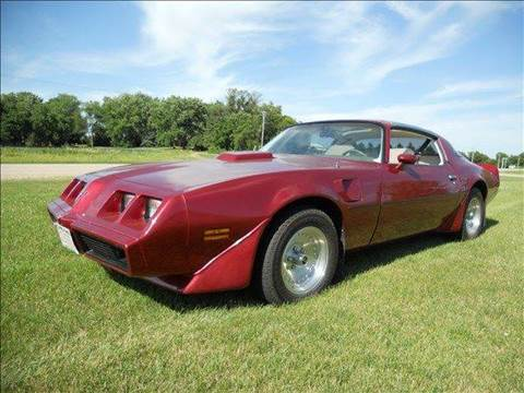 1979 Pontiac Firebird Trans Am for sale in Stoughton, WI