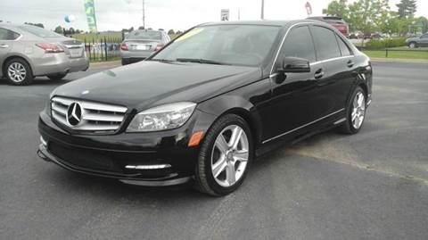 2011 Mercedes-Benz C-Class for sale in Lowell, AR