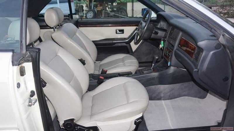 1996 Audi 80  - Stevensville MT