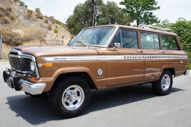1979 jeep cherokee chief s