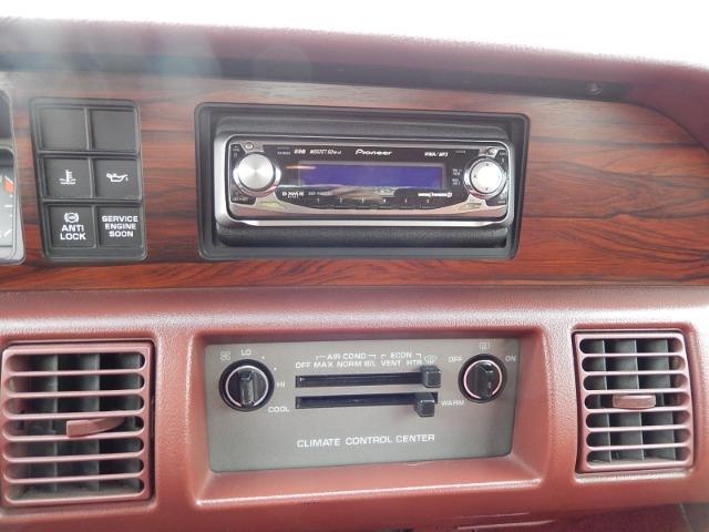 1991 Chevrolet Caprice Sedan - Stevensville MT