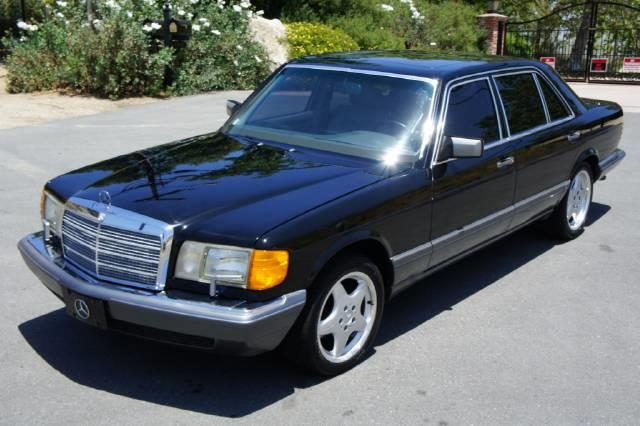 1991 420 sel for sale submited images