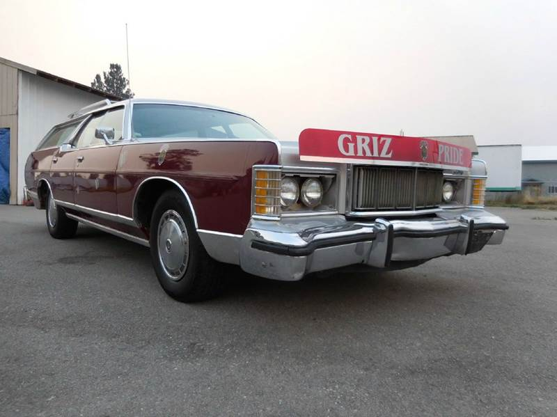 1978 Mercury Grand Marquis  - Stevensville MT
